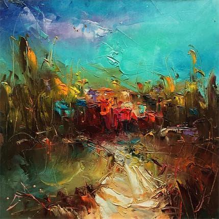 Lazarov Stanislav Paths 36 x 36 cm