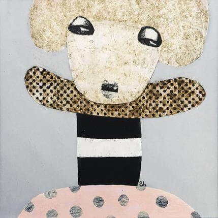 Suzanne Lastrina Crazy man 13 x 13 cm