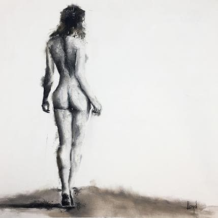 Peter Lloyd Untitled 5 36 x 36 cm