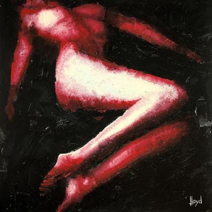 Peter Lloyd Untitled 36 x 36 cm