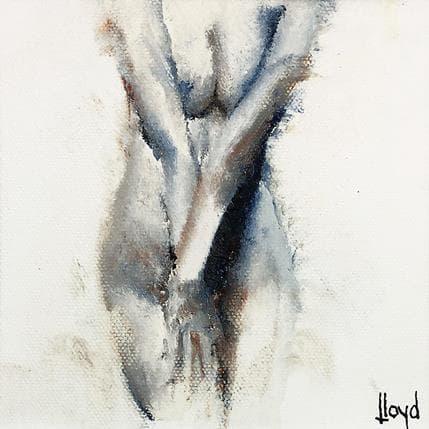 Peter Lloyd Untitled 3 13 x 13 cm