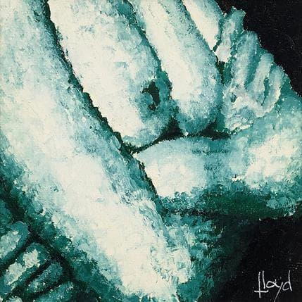 Peter Lloyd Untitled 2 13 x 13 cm