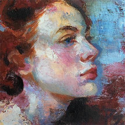 Pitchanan Saayopoua Set your spirit free 13 x 13 cm