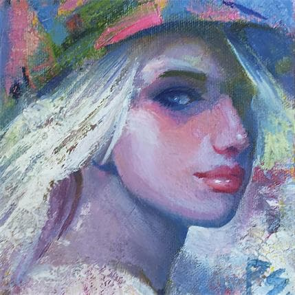 Pitchanan Saayopoua Sunny 13 x 13 cm