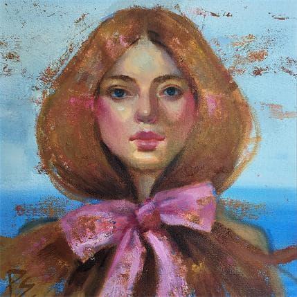 Pitchanan Saayopoua A gift 25 x 25 cm