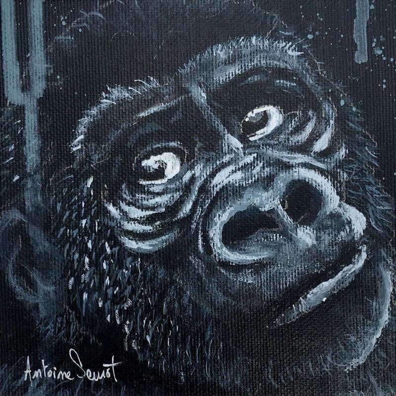 Portrait Gorille 2