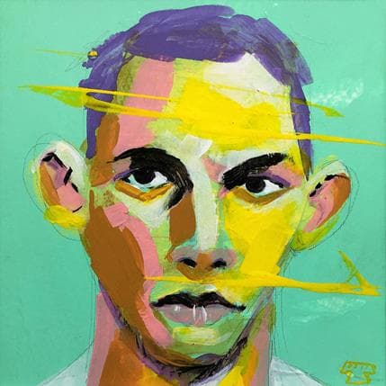 Yann Torrecillas Jean 13 x 13 cm