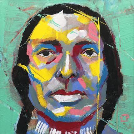 Yann Torrecillas Redfeet 13 x 13 cm