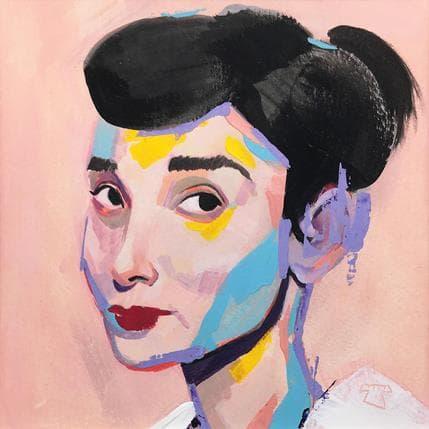 Yann Torrecillas Audrey H. 19 x 19 cm