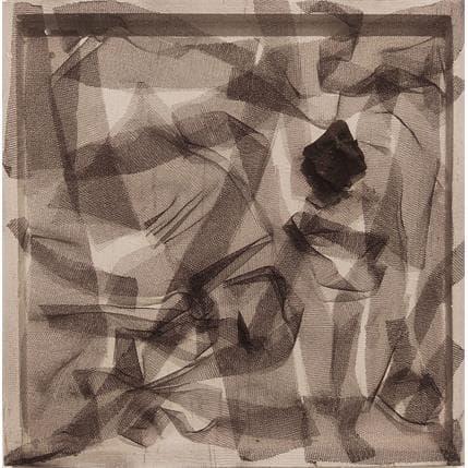 Yasmina Ziyat Sans titre 13 25 x 25 cm