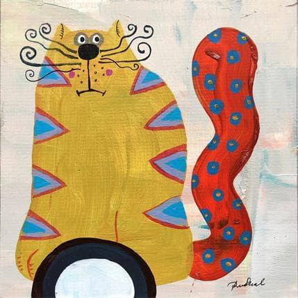 Pawel Krol Cat 6 19 x 19 cm