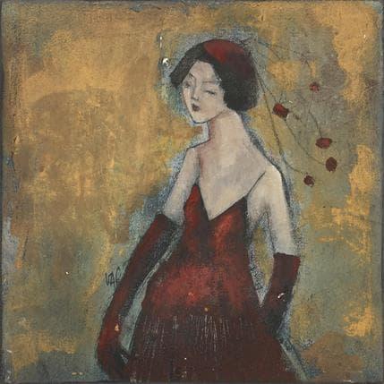 Valérie Anceaume Gutierrez Sans titre 2 25 x 25 cm