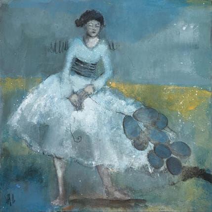 Valérie Anceaume Gutierrez Sans titre 2 36 x 36 cm