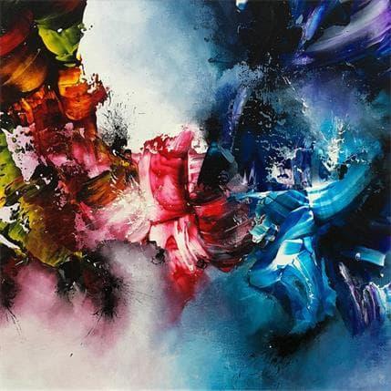 Estelle Barbet Rhapsody 36 x 36 cm