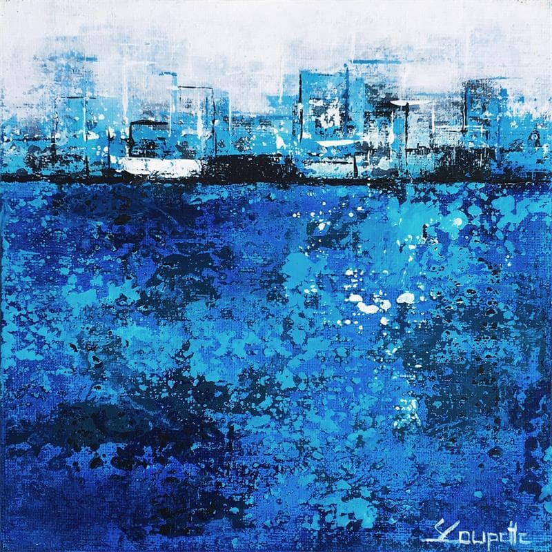 Helemaal in blue