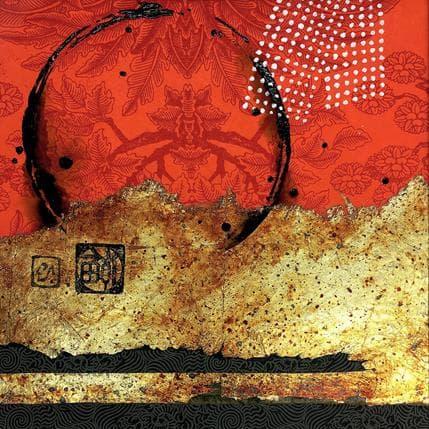 Catherine Simoneau Pestel Promenade matinale 19 x 19 cm