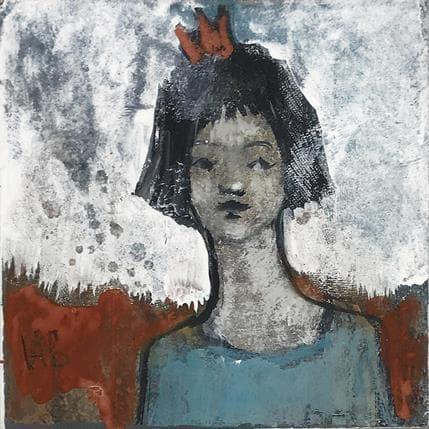 Valérie Anceaume Gutierrez Sans titre 2 13 x 13 cm