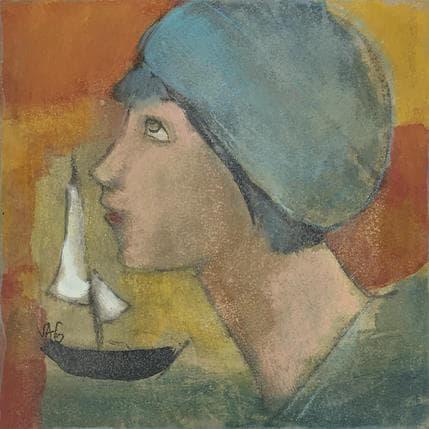 Valérie Anceaume Gutierrez Voyage 19 x 19 cm
