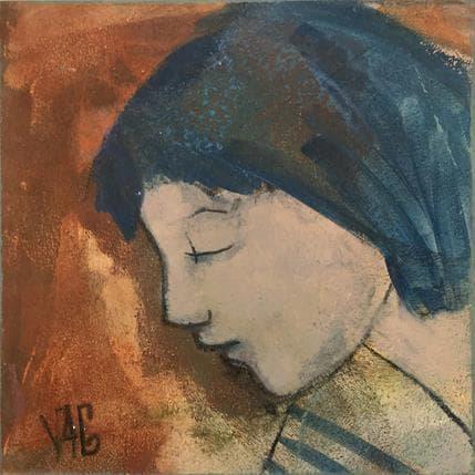 Valérie Anceaume Gutierrez Sans titre 2 19 x 19 cm