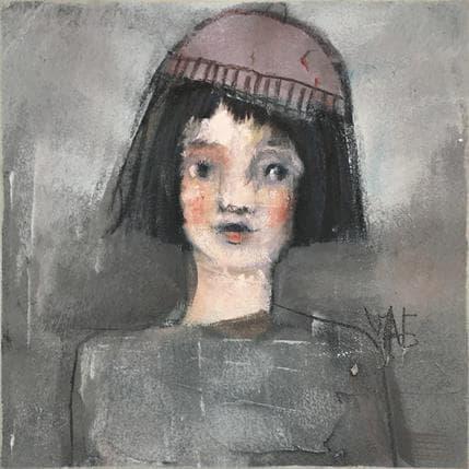 Valérie Anceaume Gutierrez Le chapeau d'hiver 19 x 19 cm
