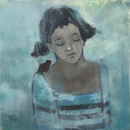 Valérie Anceaume Gutierrez Etre à deux 25 x 25 cm