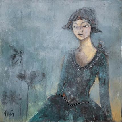 Valérie Anceaume Gutierrez Sans titre 1 36 x 36 cm