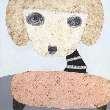 Suzanne Lastrina On my way 19 x 19 cm
