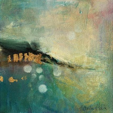 Karen Hale Whispered Ideas 3 19 x 19 cm