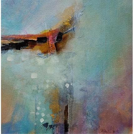Karen Hale One a memory  25 x 25 cm
