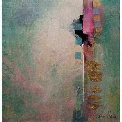 Karen Hale Has Purpose  25 x 25 cm