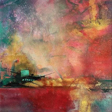 Karen Hale Voyage 36 x 36 cm