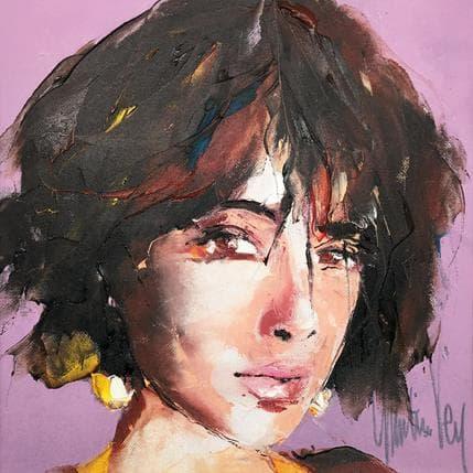 Christian Vey Bonjour  19 x 19 cm