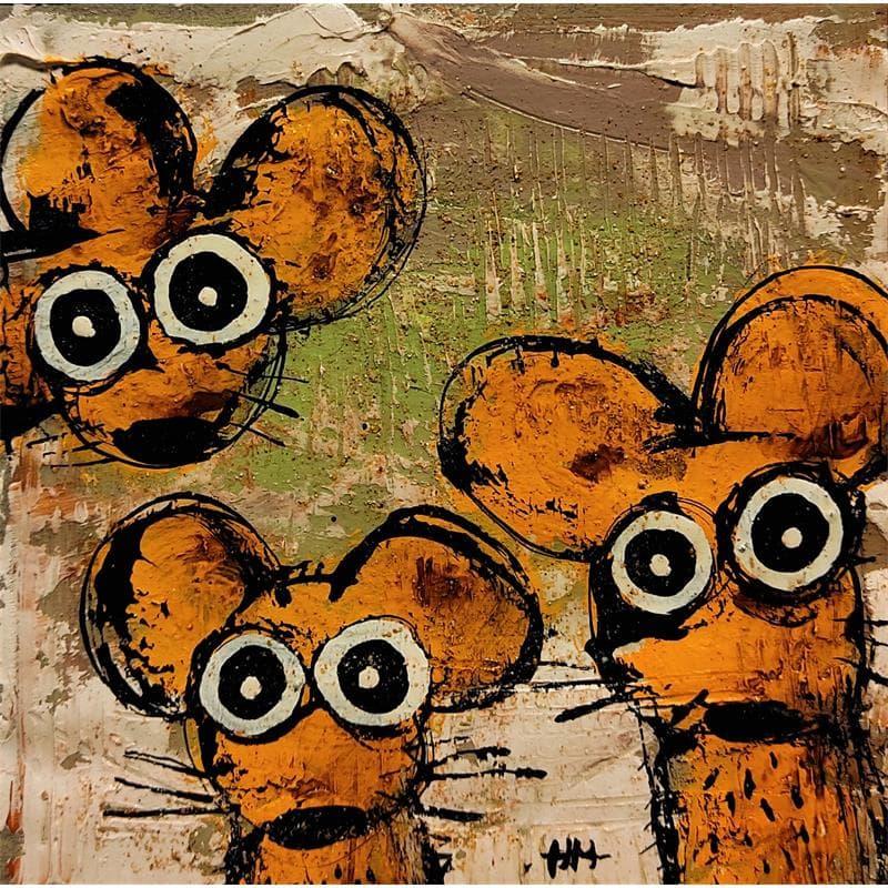 Trio de souris