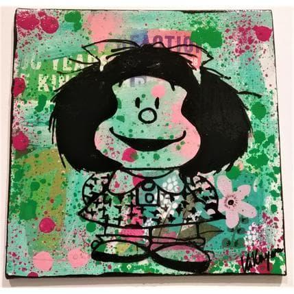 Kikayou Mafalda 13 x 13 cm