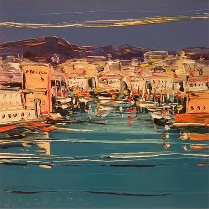 Liisa Corbière Entrée du port, Marseille 13 x 13 cm