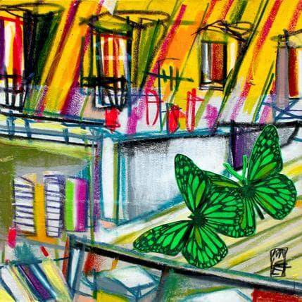 Olivier Anicet Tant de fenêtres 13 x 13 cm