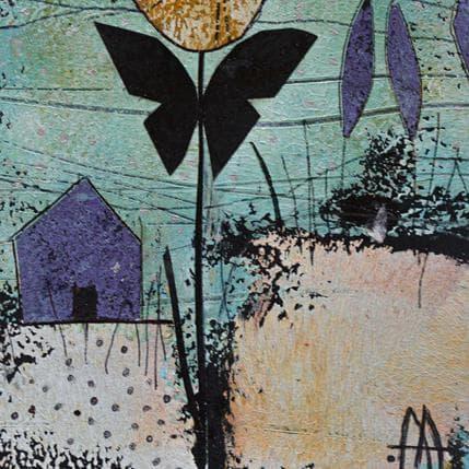 Arias Parera Fior Mariposa 13 x 13 cm