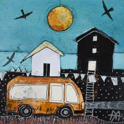 Arias Parera Casa furgo 19 x 19 cm