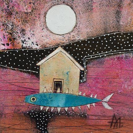 Arias Parera La casa del mar 19 x 19 cm