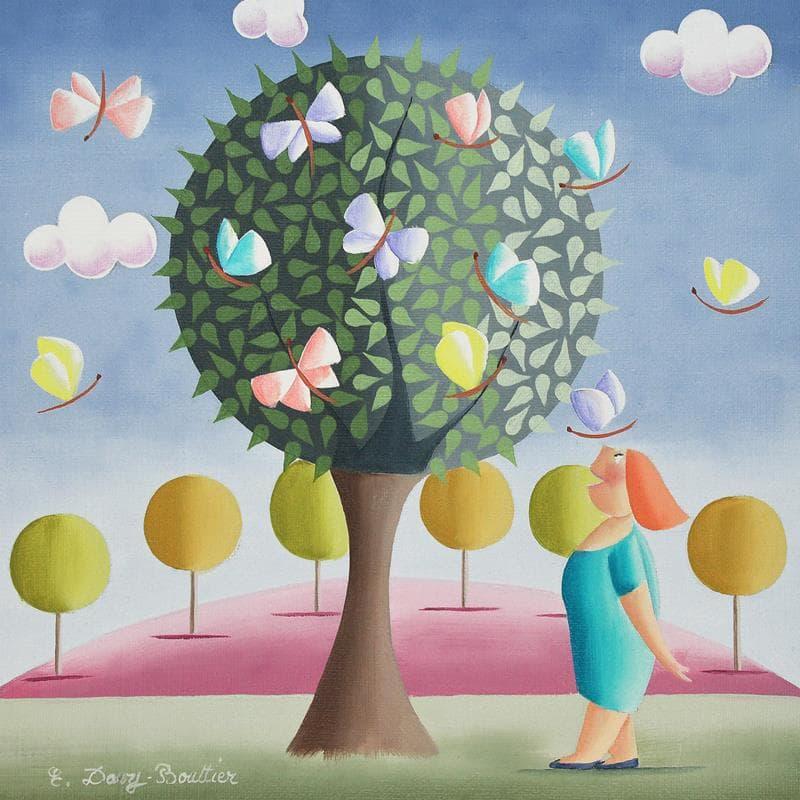 L'arbre des papillons