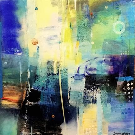 Bonetti Poetics 3 50 x 50 cm