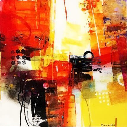 Bonetti Poetics 2 50 x 50 cm