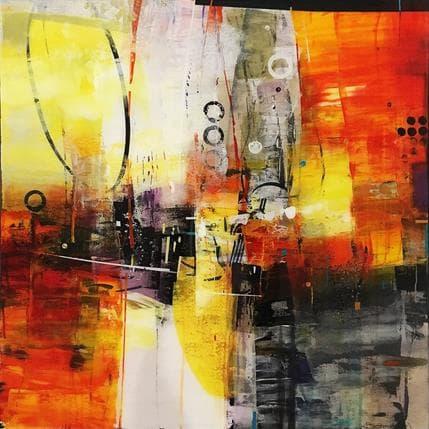 Bonetti Poetics 1 80 x 80 cm