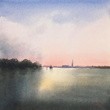 Jan Min Gironde 36 x 36 cm