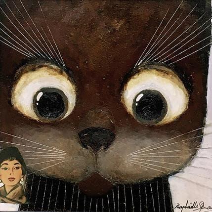 Raphaëlle Penaud Le chat de Pénélope 13 x 13 cm