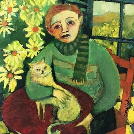 Silvina Sundblad Mon Compain 19 x 19 cm