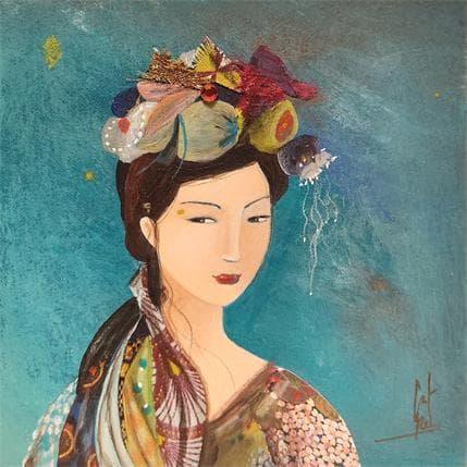 Catherine Rebeyre MONICA 13 x 13 cm