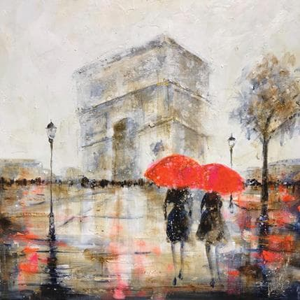 Solveiga I love Paris 2 50 x 50 cm