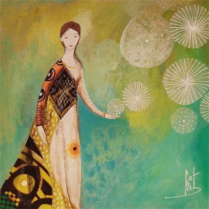 Catherine Rebeyre BULLES 2 13 x 13 cm