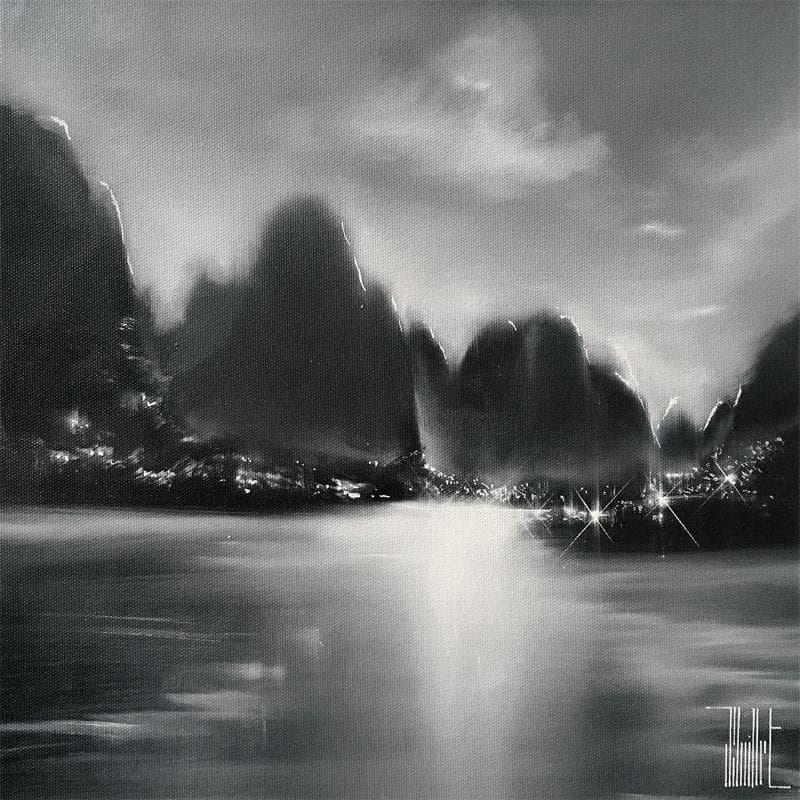 Le long de la Rivière Li